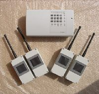 4-sensor Wireless Gateway Alarm